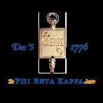 Phi Beta Kappa Logo - Tannan Plastic Surgery