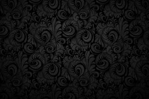 Background Black Swirl