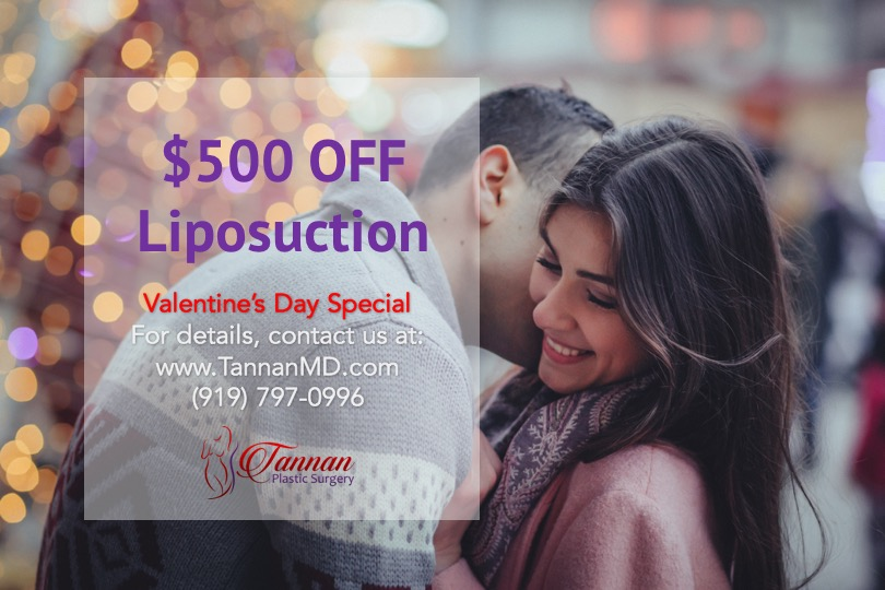 Liposuction Special Valentines Day Promo - Tannan Plastic Surgery