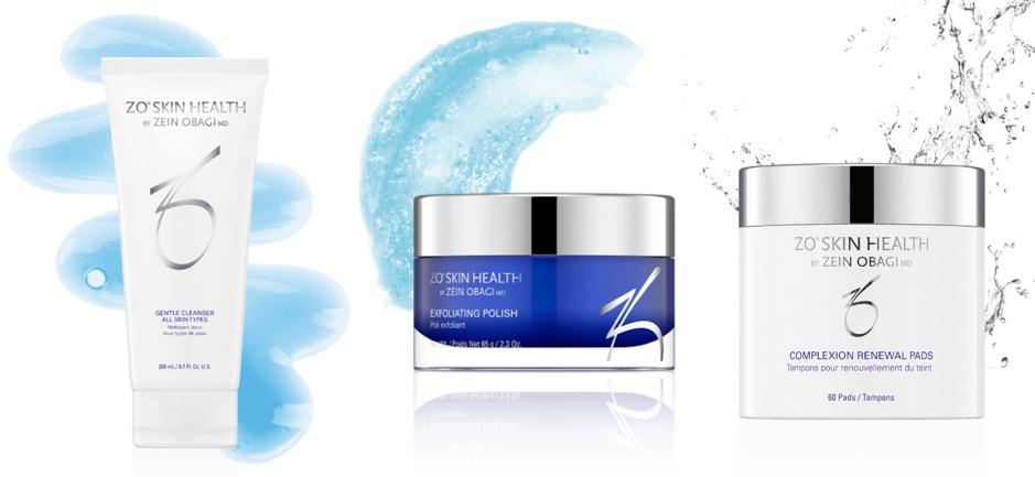 Cleanse Exfoliate Tone Skin Care - Tannan Plastic Surgery