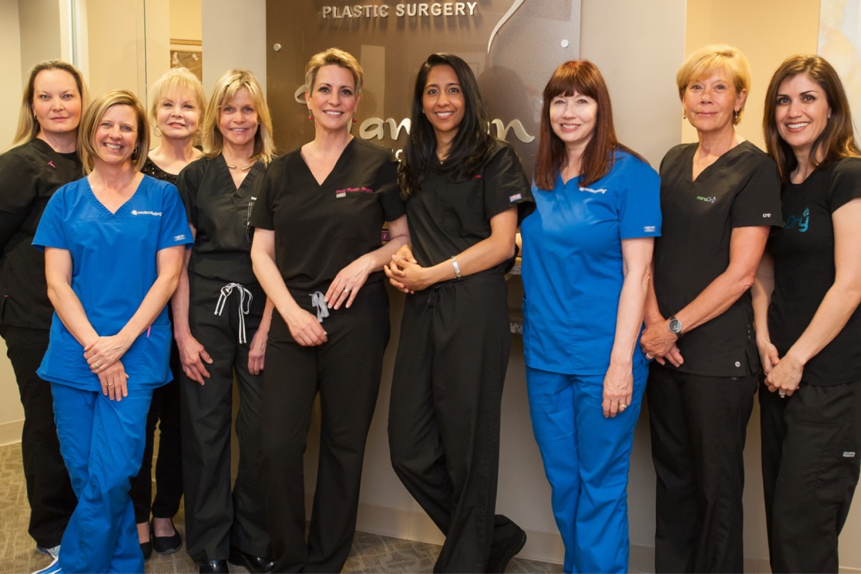 All Female Staff - Tannan Plastic Surgery