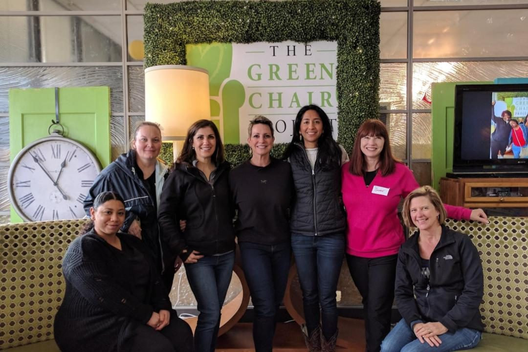 Giving Back With The Green Chair Project In Raleigh Tannan