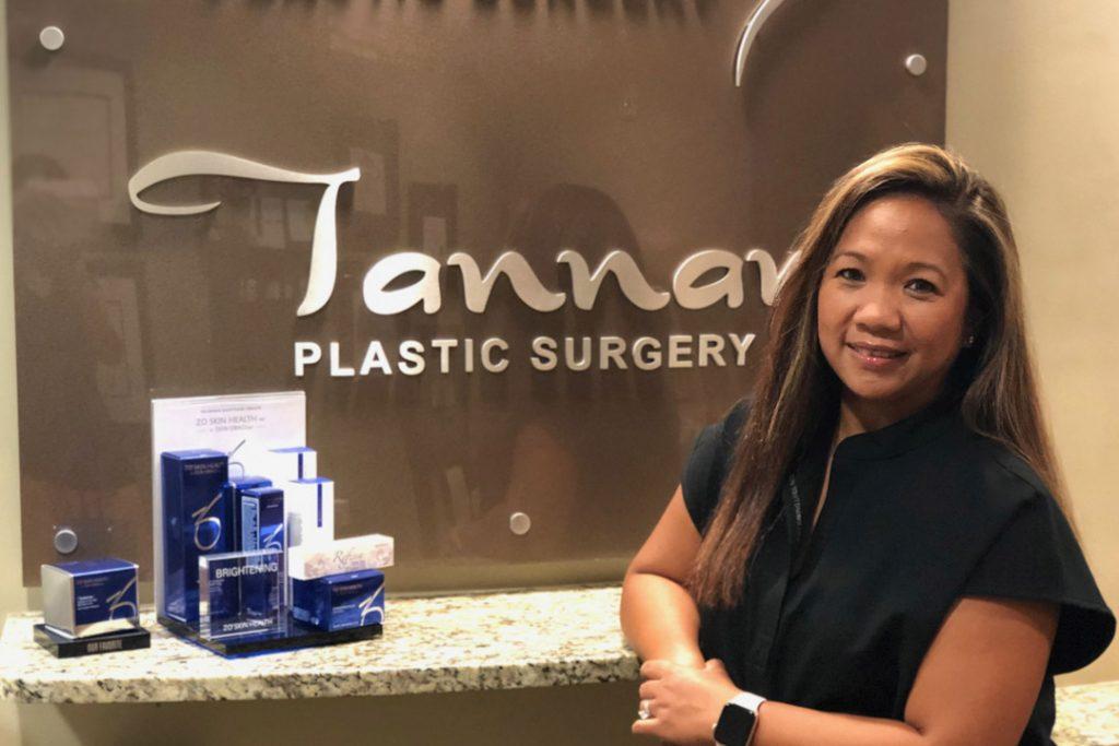 Debbie Castiller - Tannan Plastic Surgery