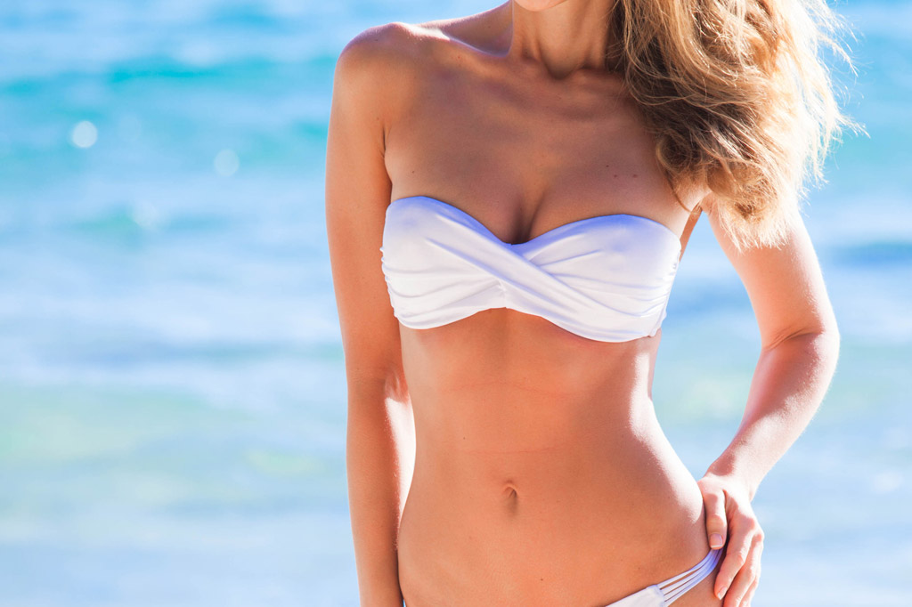 Breast Augmentation Before and After - Tannan Plastic Surgery